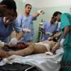 이스라엘, 팔 공습···한 명 사망