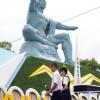 日 나가사키, 핵폭격 67주년 기념