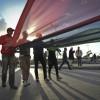 리비아, 시민혁명 1주년