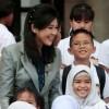 """태국 어린이들, """"의사 되고 싶어요"""""""
