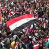 시리아인, 아사드 대통령 지지 시위