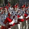 팔레스타인 스카우트 성탄 축하공연