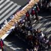멕시코 동방박사의 날 '빵 나눔' 행사
