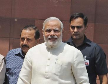 나렌드라 모디 인도 총리가 9월 하순 미국을 방문해 버락 오바마 대통령을 만날 예정이다.