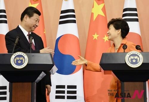 [김국헌의 직필] 박근혜-시진핑 정상회담 승자는