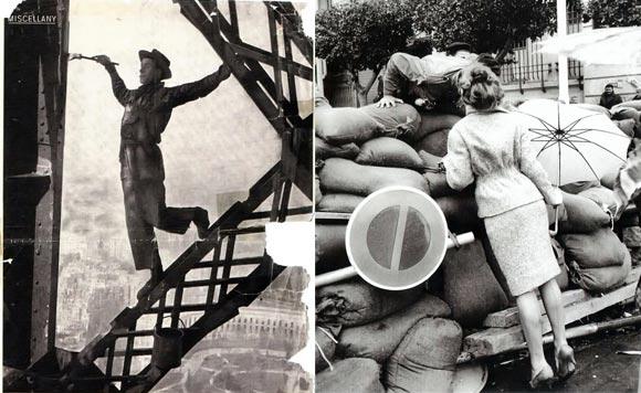 마크 리부 사진전…전쟁같은 현실 속 평화와 낭만