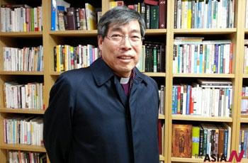 김근상 주교 일본의 편협함, 중국의 오만함을 넘어서라