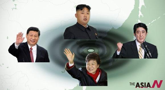 동아시아, DMZ에서 만나라!