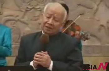 故 시아누크 왕이 직접 부른 사랑노래?