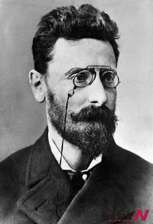 Portrait Of Joseph Pulitzer