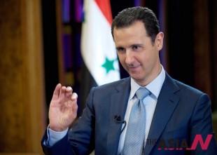 바샤르 알 아사드 시리아 대통령