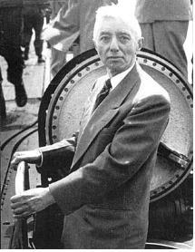 하이먼 리코버 제독(Hyman George Rickover 1900∼1986)