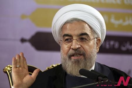 하산 로하니 이란 대통령