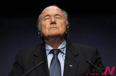 제프 블라터 국제축구연맹(FIFA) 전 회장