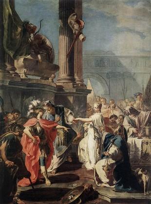 폴릭세네의 희생
