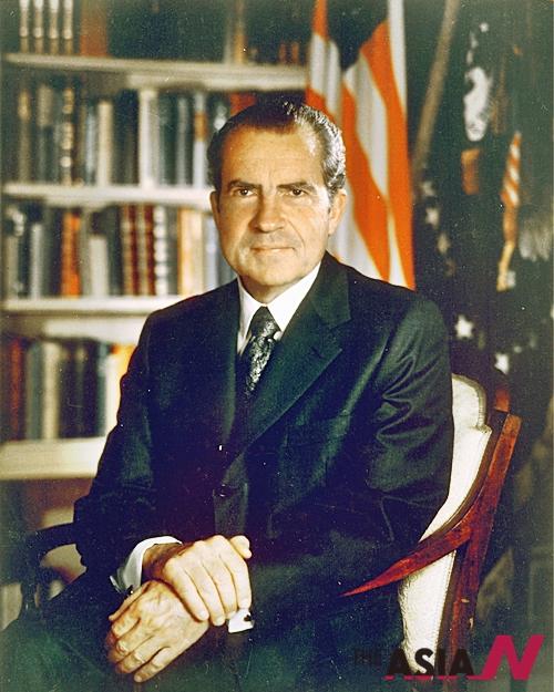 닉슨 전 미국 대통령