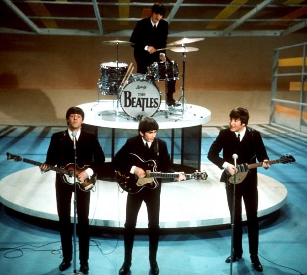 Beatles, Ed Sullivan