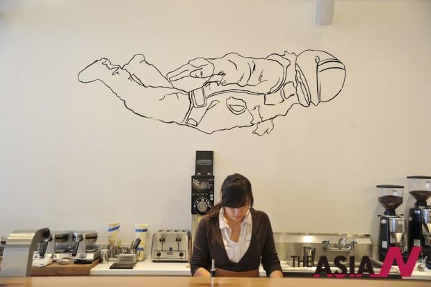 고 겟 뎀 타이거의 바. 사진 커피비평가협회(CCA)