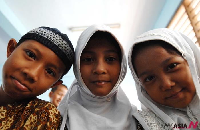 인도네시아 아이들
