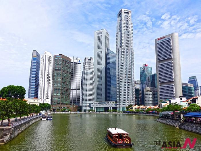 싱가포르 모습