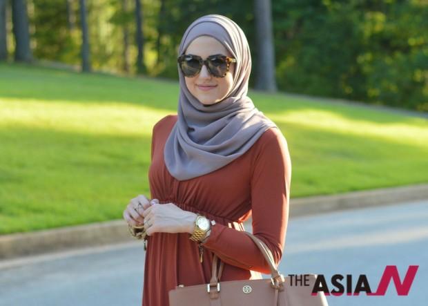 미국 텍사스에 거주하고 있는 팔레스타인계 무슬림 리나 아사드
