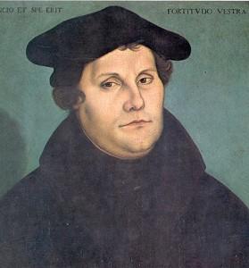 종교개혁자 마틴루터