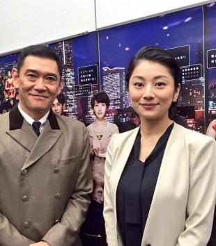 감초 역할을 톡톡히 하고 있는 스기모토 텟타(왼쪽)와 코이케 에이코