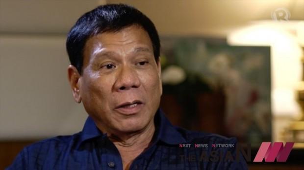 로드리고 두테르테 필리핀 대통령 당선자