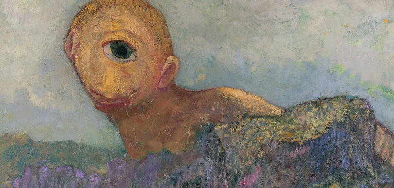 Odilon Redon, The Cyclops, 1914