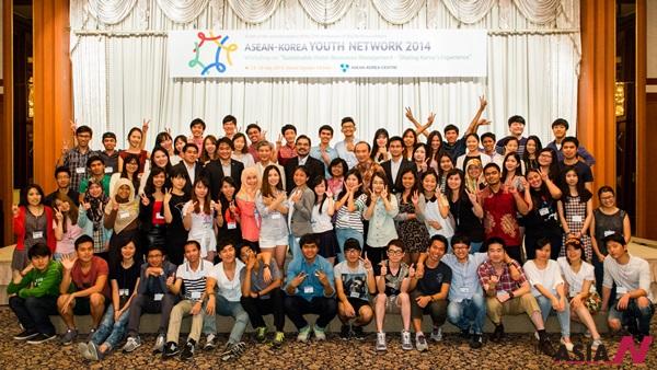 한-아세안센터, 2014 한-아세안 청년워크숍 개최