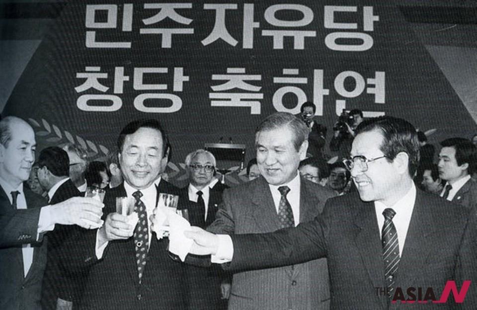 [김재화의 유머 풍속사] ⑤ 노태우-김영삼의 슬픈 코미디
