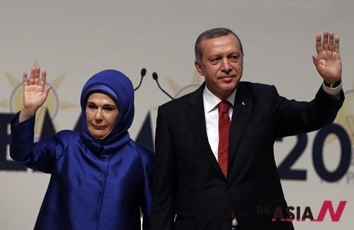 8월10일 터키 최초 '대통령 직선' 최대쟁점은?