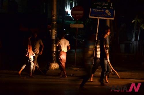 '종교분쟁' 미얀마 이슬람 학교에 방화