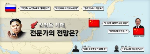 '김정은 시대' 중·러 전망은?